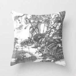 Perch & Gerald Throw Pillow