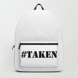 #TAKEN Backpack