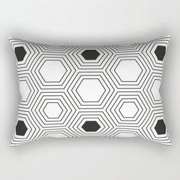 HEXBYN Rectangular Pillow