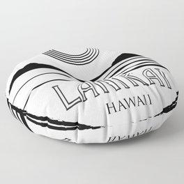 LANIKAI Floor Pillow