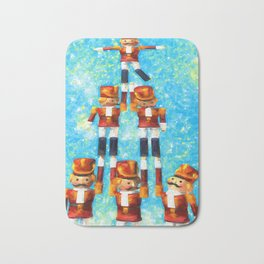 Toy Soldiers Bath Mat