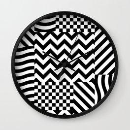 Dazzle 01 Wall Clock