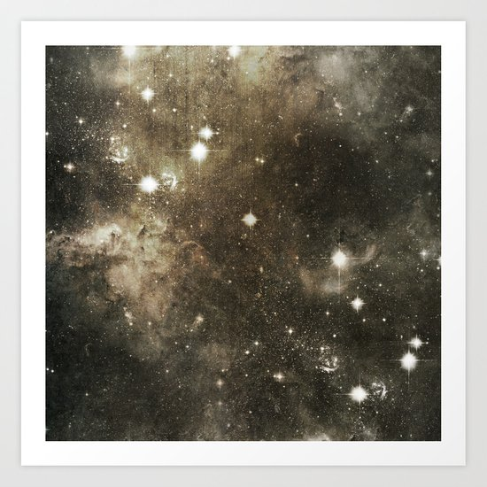 Southwest Space Art Print