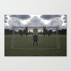 Offside Canvas Print