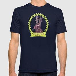 Tolsun Books Flower Power T-shirt