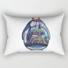 Ghibli stories Rectangular Pillow