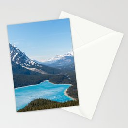 Peyto Lake - Banff National Park, Canada Stationery Cards