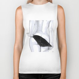 Night Bird Biker Tank