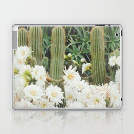 Cactus and Flowers Laptop & iPad Skin