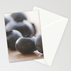 Blue Fruit Stationery Cards