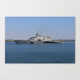 Ship32 Canvas Print