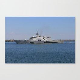 Ship32 Canvas Print