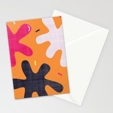 Throw it against the wall and see what sticks Stationery Cards