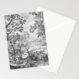 Landscape with Judah and Tamar Stationery Cards