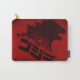 King of Monsters Carry-All Pouch