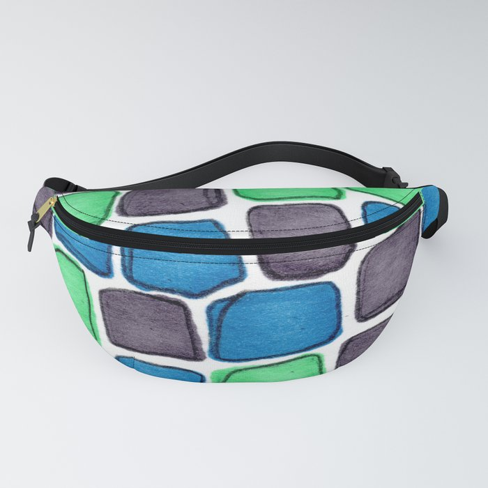Cobbled Fanny Pack