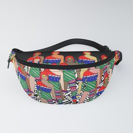 Red Headed Dolls Fanny Pack