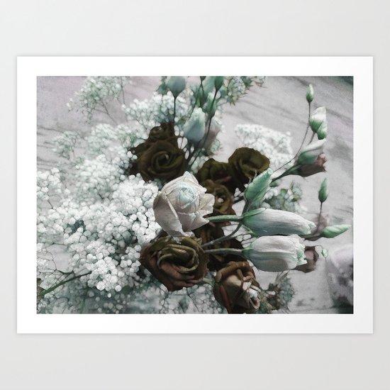 warm and winterful Art Print