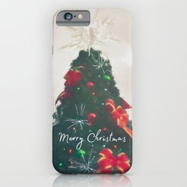 Merry Christmas 4 iPhone Case
