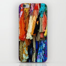 Gypsy Rags and Ruffles iPhone Skin