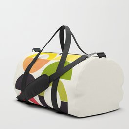Playground II Lemon Lime Grapefruit Orange Duffle Bag
