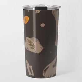 Fossils Travel Mug