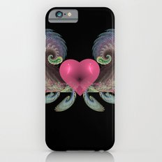 Fractal Heart Tattoo iPhone 6s Slim Case
