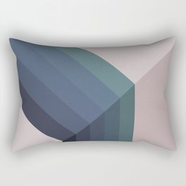 A Huge Gap Rectangular Pillow