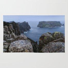 Tasman Island and the Blade Rug