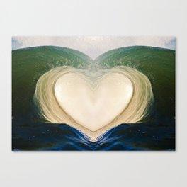 Aloha Barrel 9/6/15 Canvas Print