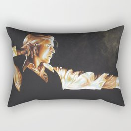 Station to Station Rectangular Pillow