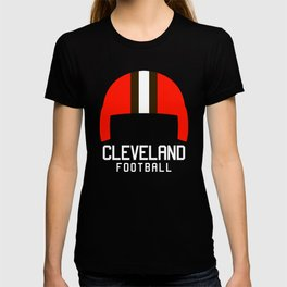 Cleveland Ohio Football T-shirt