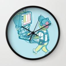 Useless Wall Clock