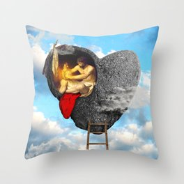 Inner Sanctum Throw Pillow