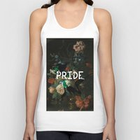 pride Tank Tops featuring Pride by Filthy english