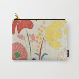 Flower Market Amsterdam Carry-All Pouch