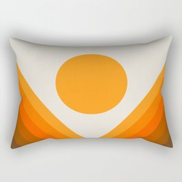Golden Valley Rectangular Pillow