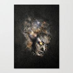 Broken Surface Canvas Print