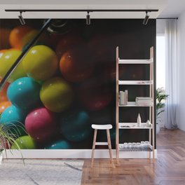 Bubblegum in Container Wall Mural