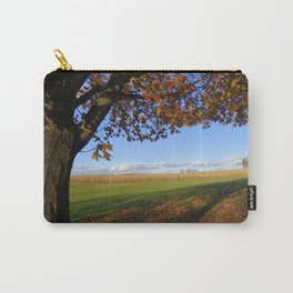 Landscape with Tree Carry-All Pouch