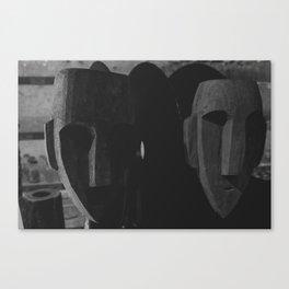 New man Canvas Print