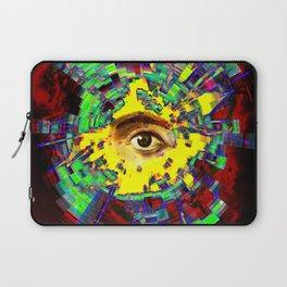 eye in the sky Laptop Sleeve
