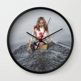 Splash, Splash Wall Clock