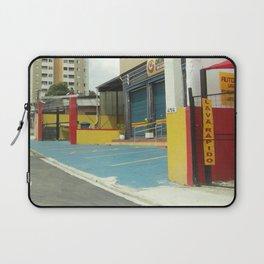 Cityscape Sao Paolo Brazil Laptop Sleeve