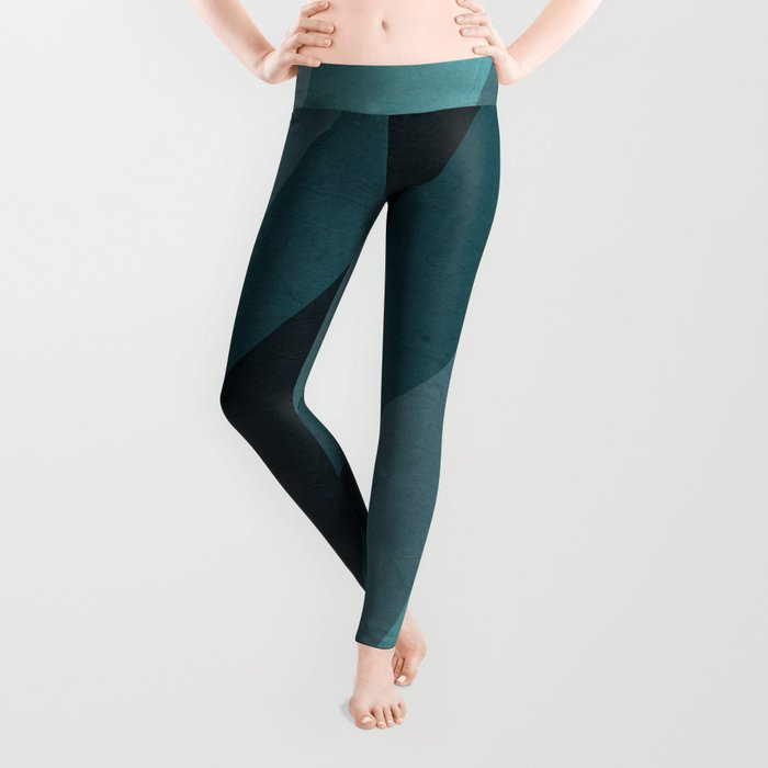 Six Shades of Sea Leggings