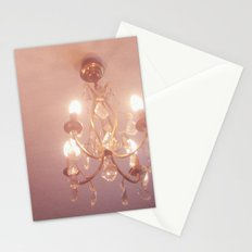 Warm Light Stationery Cards