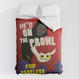 Careless Owls Comforters
