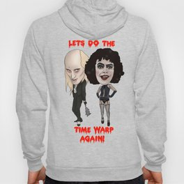 Rocky Horror Picture Show Time Warp Hoody