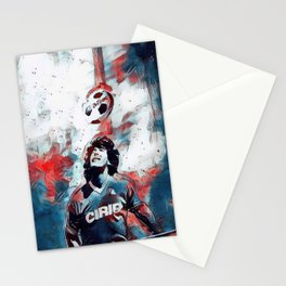 Maradona Stationery Cards