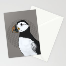 FEATHER FEST - PUFFIN Stationery Cards